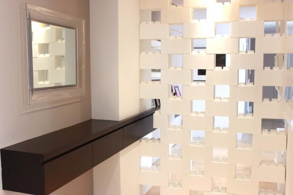 Divider wall 5