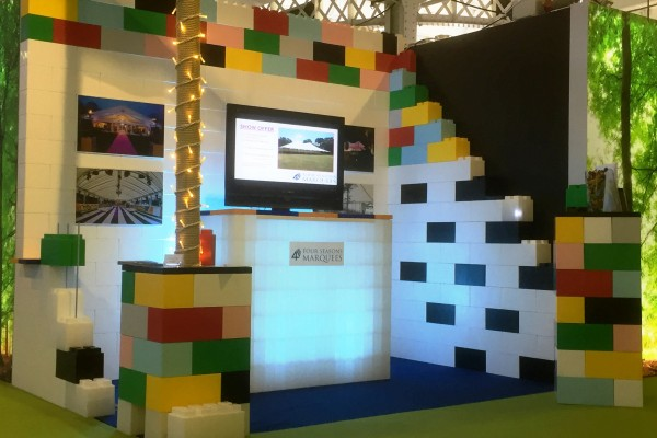 Everblock Exhibition stand a